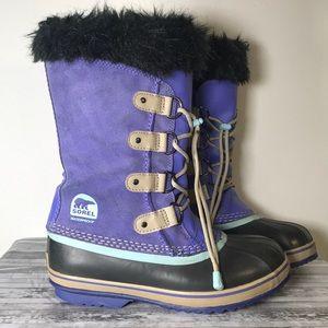 Sorel waterproof snow boots Joan of Arctic size 6